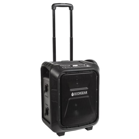 EcoXGear EcoXgear EcoBoulder Speaker - Waterproof