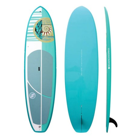 """Boardworks EPX Muse Hard Stand-Up Paddle Board - 10'6"""""""