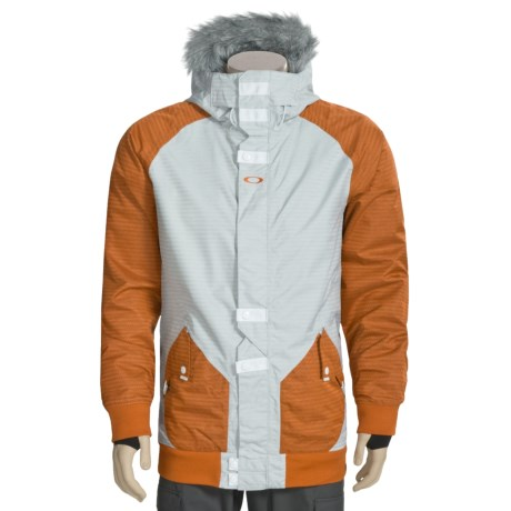 Oakley Landic Ski Jacket - Waterproof, Insulated (For Men)