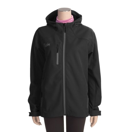 Marker Olympus Soft Shell Jacket (For Women)