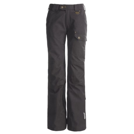 Marker Jackson Shell Pants - Waterproof, Insulated (For Women)