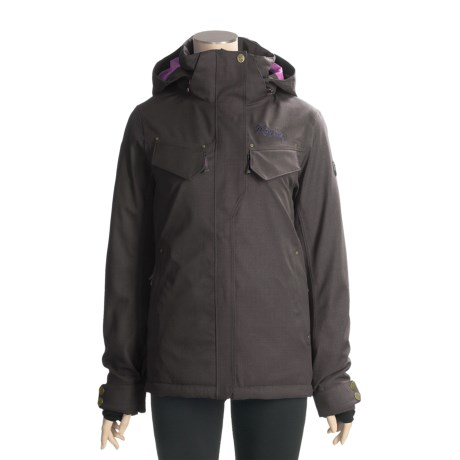 Marker Powell Ski Jacket - Waterproof, Insulated (For Women)