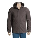 Marker  Radar Fleece Jacket - Hooded (For Men)