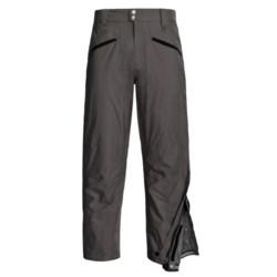 Marker Side Zip Shell Pants - Waterproof (For Men)
