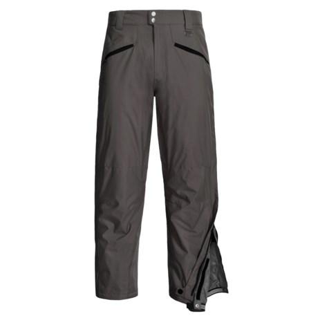 Marker Side Zip Pants - Waterproof, Insulated (For Men)