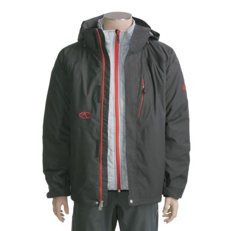 Marker USA System Ski Jacket - Waterproof, 3-in-1 (For Men)