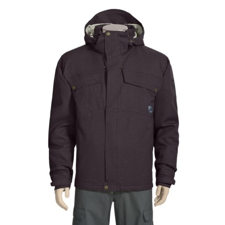 Marker Summit Ski Jacket - Waterproof, Insulated (For Men)