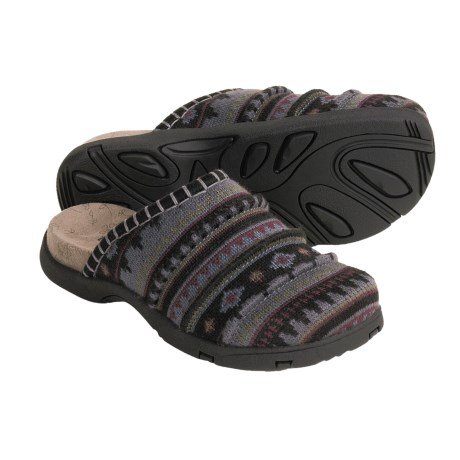 Taos Footwear Harvest Sweater Clogs (For Women)