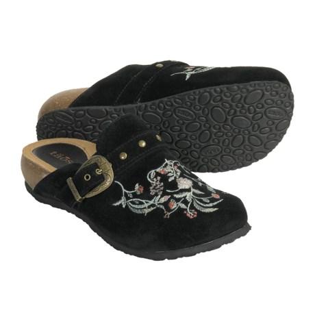 Taos Footwear Wildflower Clogs (For Women)