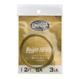 Umpqua Feather Merchants Leader - 12', Weight Forward