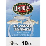 Umpqua Feather Merchants Saltwater Leader - 9', All-Purpose
