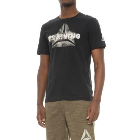 Reebok Expressive Training T-Shirt - Short Sleeve (For Men)