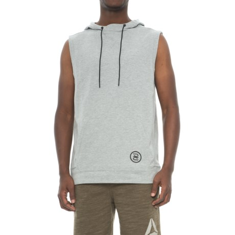 Reebok Combat Hoodie - Sleeveless (For Men)