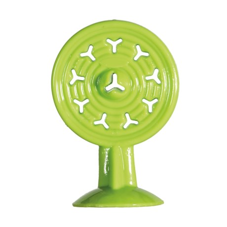 Caitec Chase 'n' Chomp Suction Cup Pupsicle Dog Toy