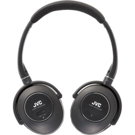 JVC Noise-Cancelling Headphones