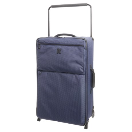 """IT Luggage World's Lightest Rolling Suitcase - 21.5"""""""