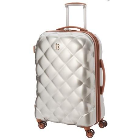 """IT Luggage Saint Tropez Deux Spinner Suitcase - 31.1"""", Hardside"""