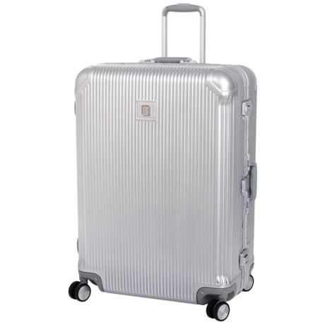 "IT Luggage Crusader Spinner Suitcase - Hardside, 25.6"""