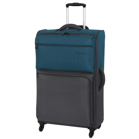 """IT Luggage Duotone Spinner Suitcase - 30.1"""""""