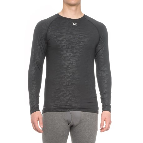 Mission VaporActive Compression Base Layer Top - Long Sleeve (For Men)