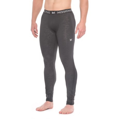 Mission VaporActive Compression Base Layer Tights (For Men)