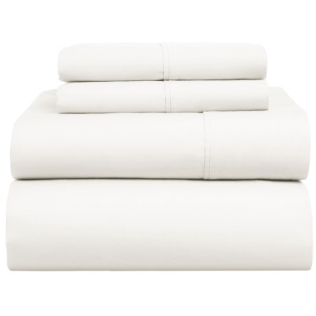 Homebound Morris Sheet Set - Full, Organic Cotton