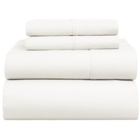 Homebound Morris Sheet Set - Full, Organic Cotton