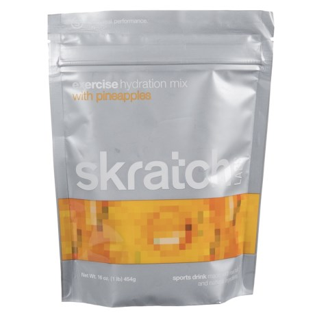 Skratch Labs Exercise Hydration Mix - 40-Serving Bag