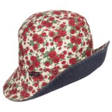 Barbour Washed Reversed Utility Hat (For Women)