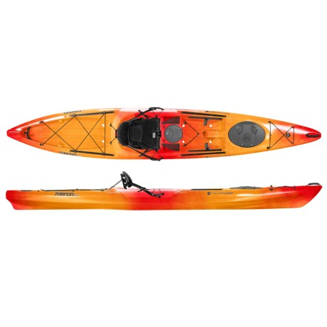 Wilderness Systems Tarpon 140 Kayak - One-Person, Sit-on-Top