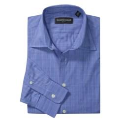 Kenneth Gordon Plaid Sport Shirt - Cotton, Long Sleeve  (For Men)