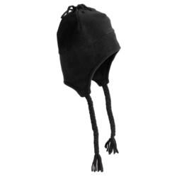 Grand Sierra Tasseled Super Soft Beanie Helmet - Fleece (For Women)