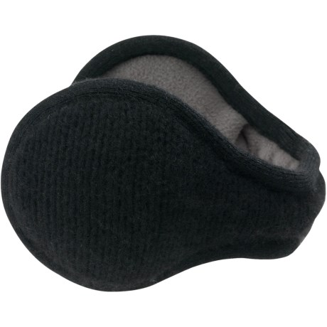 180s Luxe Ear Warmers - Cashmere (For Women)