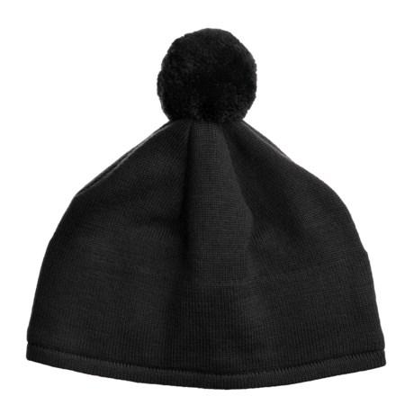 Neve Pompom Jane Hat - Merino Wool (For Women)