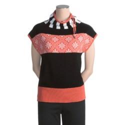 Neve Mari Sweater - Sleeveless (For Women)