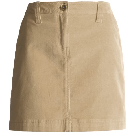 Vineyard Vines Slant Pocket Skirt - Corduroy (For Women)