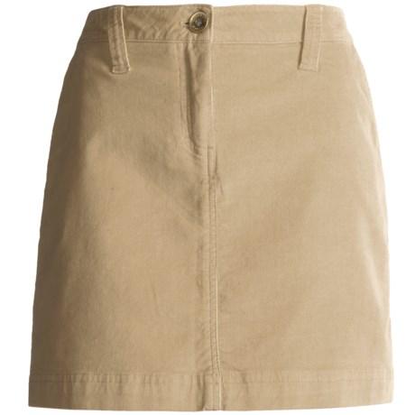 Vineyard Vines Slant Pocket Skirt - Corduroy (For Women)