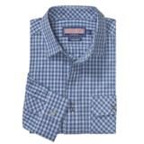 Vineyard Vines Charles River Check Collegiate Shirt - Long Sleeve (For Men)