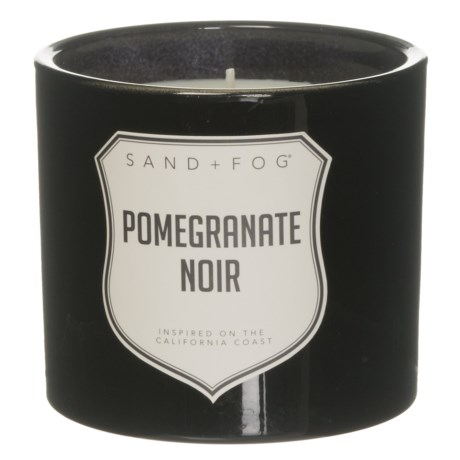 Sand + Fog Pomegranate Noir Jar Candle - 11 oz.
