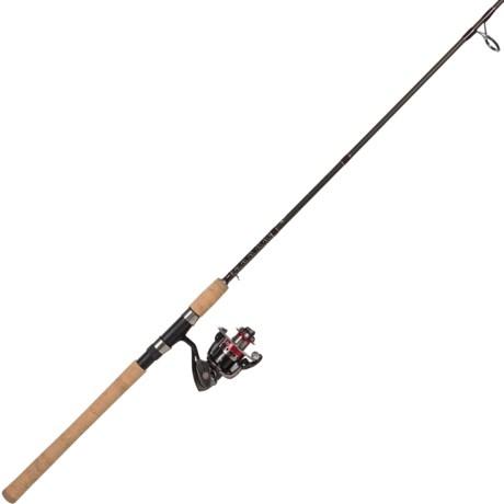 "Wright & McGill Co. Granger/Gun-30 Spinning Rod and Reel Combo - 1-Piece, 8'6"", Medium"