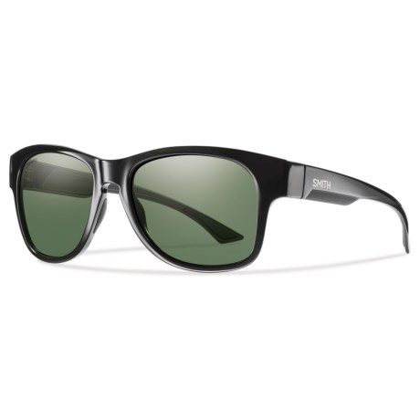 Smith Optics Wayward Sunglasses - Polarized ChromaPop® Lenses