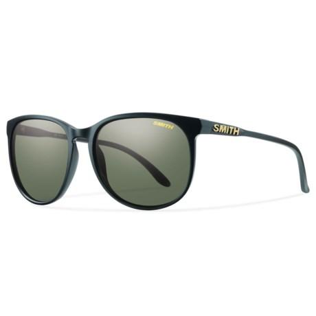 Smith Optics Mt. Shasta Sunglasses - Polarized (For Women)