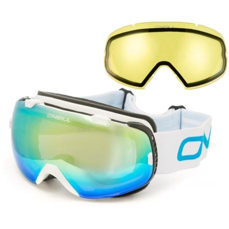 O'Neill Reach Mirrored Ski Goggles - Extra Lens