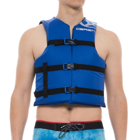 O'Brien O'Brien Adult Type III PFD Life Jackets - 4-Pack