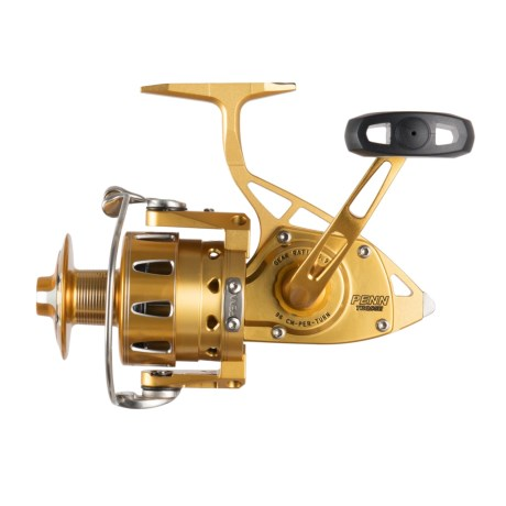 Penn Torque TRQS5 Spinning Reel - Europe Gold