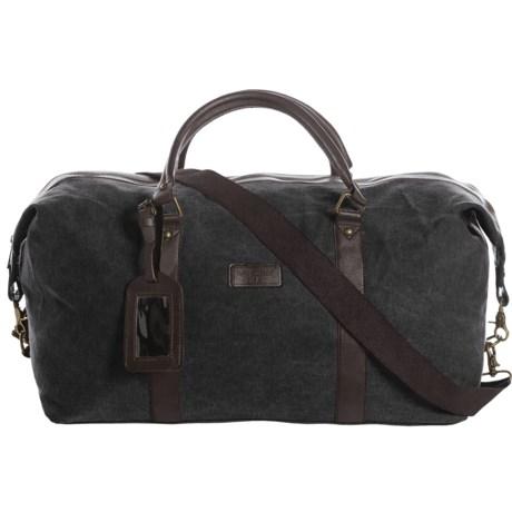 New Culture USA Canvas 38L Duffel Bag