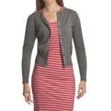 Carve Designs Wellington Cardigan Sweater - Cotton, Long Sleeve (For Women)