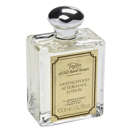 Taylor of Old Bond Street Aftershave Lotion - Sandalwood