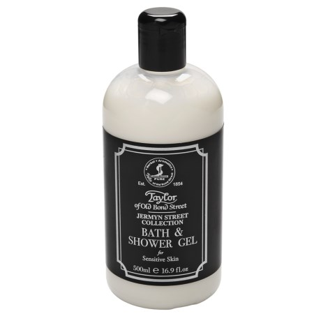 Taylor of Old Bond Street Bath and Shower Gel for Sensitive Skin - Jermyn St. Collection