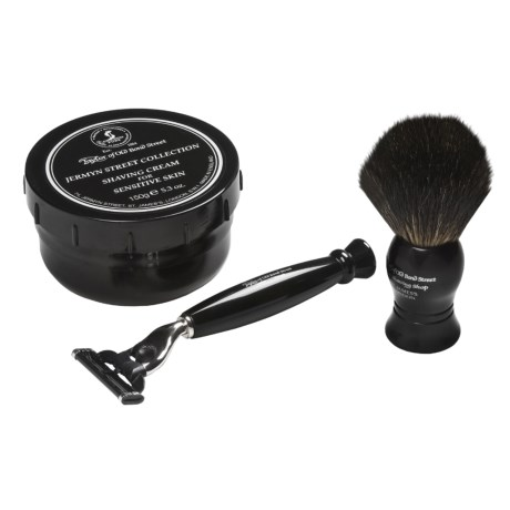 Taylor of Old Bond Street Shaving Set for Sensitive Skin - Jermyn St. Collection